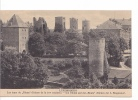 24852 LUXEMBOURG Les Tours Rham -ruines Enceinte -die Turme -PC Schoren LL Gare 16-301 - - Cartes Postales