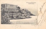CPA MONTE CARLO HOTEL DE L'ERMITAGE - Monaco