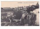 24854 LUXEMBOURG Vue Prise Clausenerberg -PC Schoren LL Gare  - - Cartes Postales