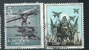 Spagna 1961 Usato - Mi.1299/00 - 1931-Oggi: 2. Rep. - ... Juan Carlos I