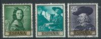 Spagna 1962 Usato - Mi.1306; 1309; 1322 - 1931-Oggi: 2. Rep. - ... Juan Carlos I