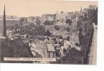 24856 LUXEMBOURG Vue Prise Descente Clausen -PC Schoren LL Gare  - - Cartes Postales