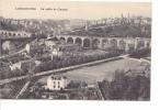 24857 LUXEMBOURG Vallée De Clausen -PC Schoren LL Gare 162632  - - Cartes Postales