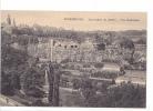 24858 LUXEMBOURG Rochers Bock Bockfelsen -PC Schoren LL Gare 161289  - - Cartes Postales