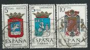 Spagna 1963/6 Usato - Mi.1434; 1555; 1641 - 1931-Oggi: 2. Rep. - ... Juan Carlos I
