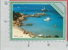 CARTOLINA VG ITALIA - LA MADDALENA (OT) - Spargi - Cala Conneri - 10 X 15 - ANNULLO 1990 - Olbia