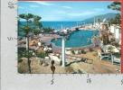 CARTOLINA VG ITALIA - BORDIGHERA (IM) - Piscina S. Marco Beach - 10 X 15 - ANNULLO 1975 - Imperia