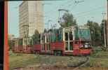 CPSM  ELAN DU CONFLUENT  AUTORAILS - TRAMWAYS   Nouveau Tramways De Varsovie  (09/76)   Oct 2015  523 - Strassenbahnen
