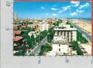 CARTOLINA VG ITALIA - RIMINI - Panorama - 10 X 15 - ANNULLO 1966 - Rimini