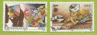 Yougoslavie 1989 2222 à 2223 ** Europa Jeux D'enfants Kaléidoscope Billes - 1945-1992 Socialist Federal Republic Of Yugoslavia