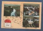 02 AISNE - CP COLORISEE VIC SUR AISNE - VALLEE DE L'AISNE / VUE GENERALE / LE CHATEAU - EDITION LAPIE N° 175 - Vic Sur Aisne
