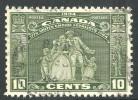 Canada 1934 Empire Loyalists Anniv. 10c SG333 - Used - Usati