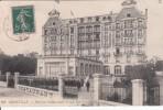 Cp , 60 , CHANTILLY , Hôtel Du Grand-Condé (Façade Sud-Est) - Chantilly