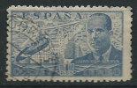 Spagna 1939/40 P.A. Usato - Mi.825 - Poste Aérienne