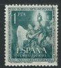 Spagna 1952 P.A. Usato - Mi.1009 - Poste Aérienne