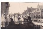 24914 Carte Photo Vanhove Chartres -benediction Cardinal Eveque Religion Catholique Fete