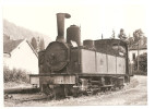 Savoie - 73 - St Saint Béron La Gare Locomotive Train - Altri Comuni
