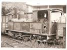 Savoie - 73 - St Saint Béron La Gare Locomotive  Tramway Ligne De Pont De Beauvoisin - Altri Comuni