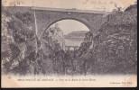 CPA - (Monaco) Principauté De Monaco - Pont Sur Le Ravin De Sainte Dévote - Otros
