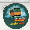 PTT - Car Postal  ...roulez Relax  °  Autocollant /  Adesivi /  Aufkleber /  Stickers - Autocollants