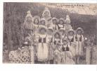 24939 EPERNON  Les Souvenirs De L'A. E. P. E. Nicolette -fec 1930 -enfant Costume Fillette -ed O Gé O Paris - Epernon