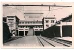 Cpa Rabat Intérieur De La Gare C F M - Rabat