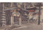 24943 Japon, Sacred Basin, Nikko - Sur Bambou ?
