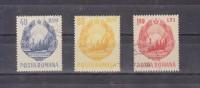 1967 - Serie Courante Mi No 2631/2633 - 1948-.... Republics