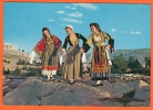 GREECE - FOLKLORE - COSTUMES - SKYROS - CRETE - CARAGOUNA - Costumes