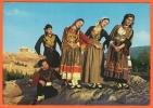 GREECE - FOLKLORE - COSTUMES - NATIONAL DANCES - Danses