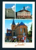 ESTONIA  -  Tartu  Multi View  Used Postcard As Scans - Estonia