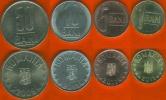 Romania Set Of 4 Coins: 1-50 Bani 2009-2011 - Romania