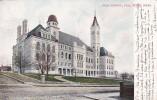 Massachusetts Fall River High School 1906