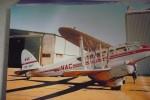 DE HAVILLAND  DH 89  NEW ZEALAND AIRWAYS CORPORATION    ZK AKY