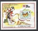 Blok Vlinders Van Gibraltar ** - Vlinders