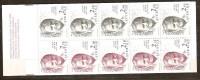 Suede Zweden 1986 Yvertn° Carnet C1366 ***  MNH Cote 16,50 Euro Olaf Palme - Carnets