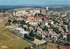 ZZ 758  MONTBELIARD 1991   VUE AERIENNE - Montbéliard