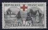 FRANCE: Yvert Nr 156 MH/*, Avec  Charnière , Mit Falz - France