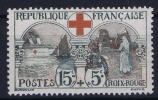 FRANCE: Yvert Nr 156 MH/*, Avec  Charnière , Mit Falz - Frankreich