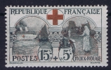 FRANCE: Yvert Nr 156 MH/*, Avec  Charnière , Mit Falz - Neufs