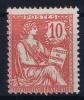FRANCE: Yvert Nr 124 MNH/** Sans Charnière  Postfrisch - Frankrijk