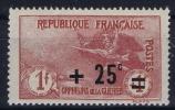 FRANCE: Yvert Nr 168 MNH/** Sans Charnière  Postfrisch - France