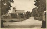 HANTS - ALVERSTOKE - ST MARY'S CHURCH Ha341 - Angleterre