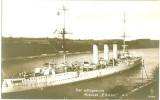 Der Erfolgreiche Kreuzer S.M.S. EMDEN German Cruiser Based In Tsingtau Marine TOP-Erhaltung Ungelaufen - Guerre