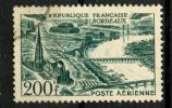France 1949 200f Bordeaux Issue #c24 - Airmail