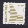 COLOMBIE AERIENS N°  577 ** MNH Neuf Sans Charnière, TB  (D554) - Colombie