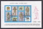 Vatican. 1987. Olympic Philately World Exhibition In Rome, OLYMPHILEX '87. S/s. Mi# 9. Used. CTO. - Vaticano