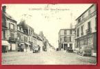 MBE-04 Clermont  Place Descuignières, Quincaillerie. ANIME. Cachet 1933 - Clermont