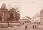 FROIDCHAPELLE - La Poste Et La Mairie - Carte Trés Animée - Froidchapelle
