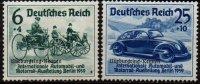 ALLEMAGNE - Nürburgring - 2 Valeurs TB - Germania